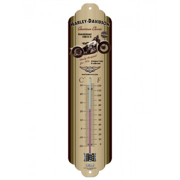 Termometro Harley Davidson - Knucklehead