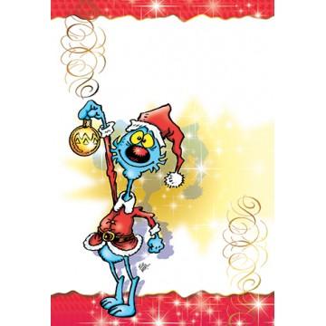 Biglietto personalizzato_9 Natale