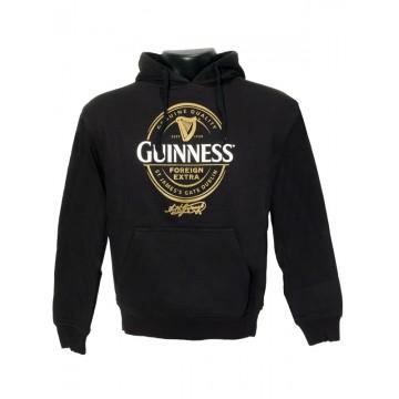 Felpa logo XXL - Guinness