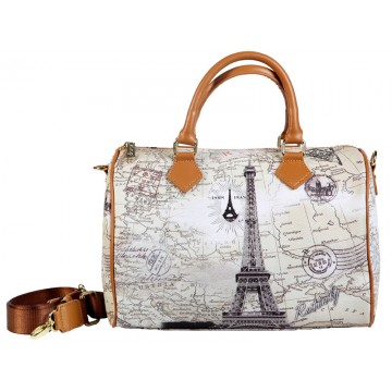 Borsa bauletto Ratinly - Paris