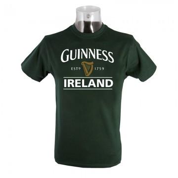 T-Shirt green Ireland L