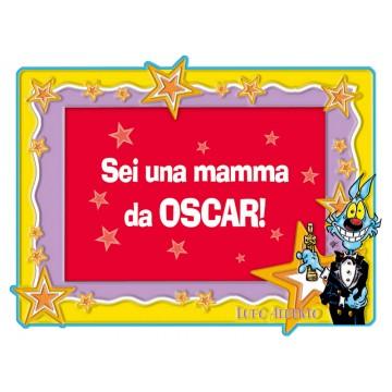 Cornice Lupo Alberto - Oscar