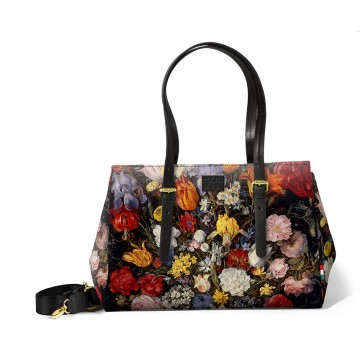 Fashion bag floreale Veneranda Biblioteca Ambrosiana