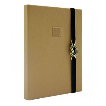 NOTEBOOK A5 GOLD MAKENOTES