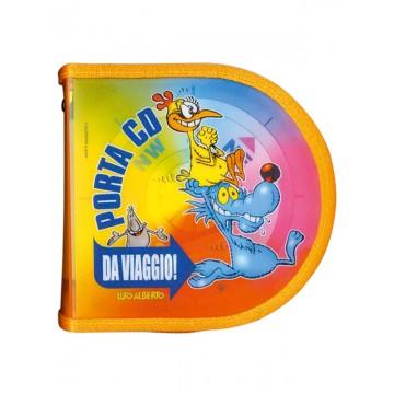 Porta CD Lupo Alberto - Da viaggio