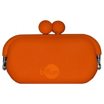 Portamonete Bfluo - Orange