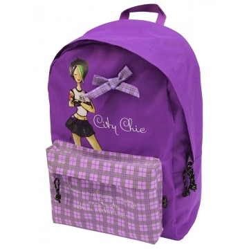 Zaino freetime City Chic - Purple