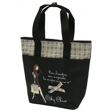City Bag City Chic - Black