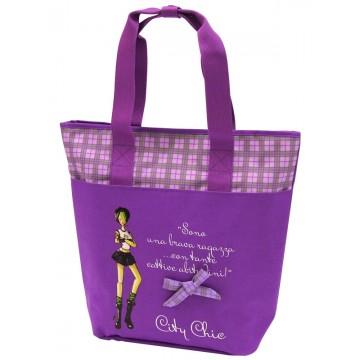 City Bag City Chic - Purple