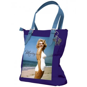 Shopping bag Marilyn - Holiday