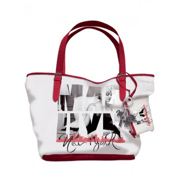 Trendy bag Marilyn - Romantic