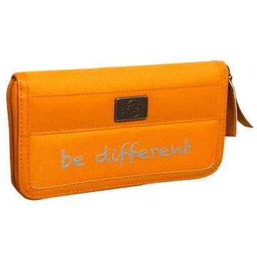 Portafoglio Bfluo - Orange