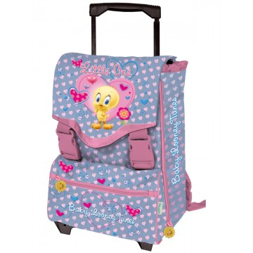 Zaino Trolley Baby Looney Tunes Little One