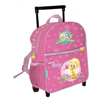 Zainetto Trolley asilo Baby Looney Tunes Titty