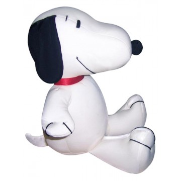 Pupazzo antistress Snoopy - 30 cm
