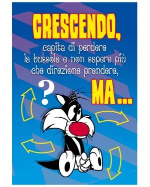 Biglietto Di Auguri Looney Tunes Festa Del Papà Crescendo I