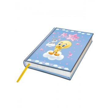 Diario Baby Looney Tunes - Little Star