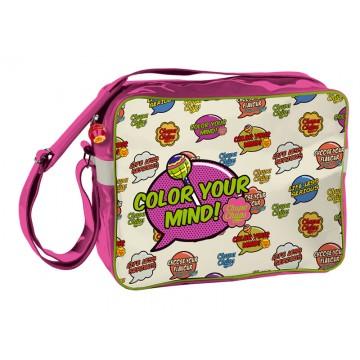 Hand bag Slogan - Chupa Chups