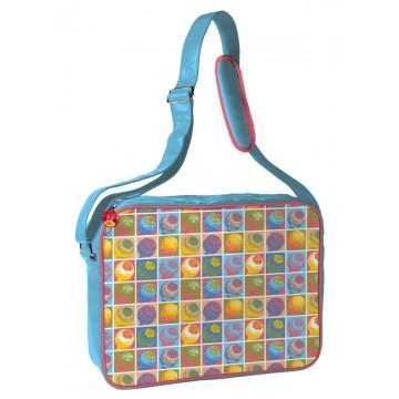 Messenger Bag Art - Chupa Chups