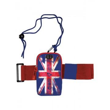 Sport case mobile DNA - British